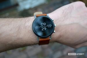 skagen falster 2 review design display watch face