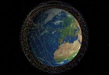 New simulation shows how Elon Musk's internet satellite network might work