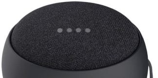 Free your Google Home Mini from its power cord with a battery base