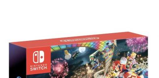 Get a free copy of Mario Kart 8 with this Nintendo Switch bundle
