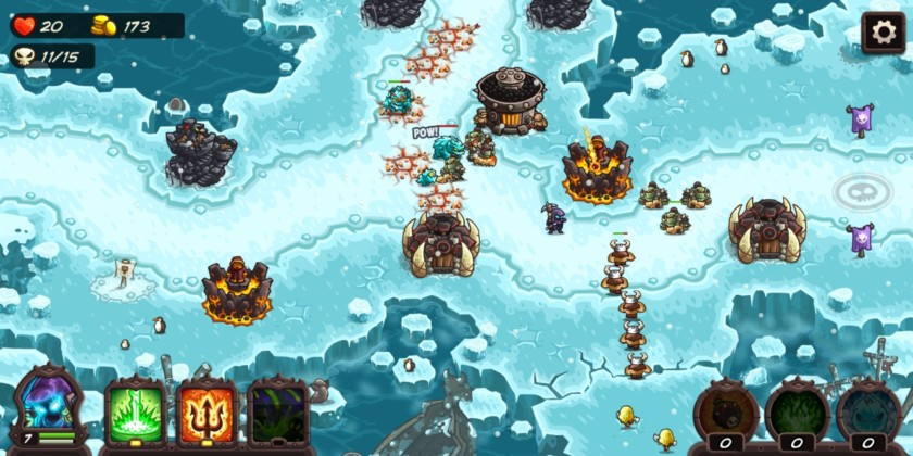 Kingdom Rush Vengeance Review Gameplay