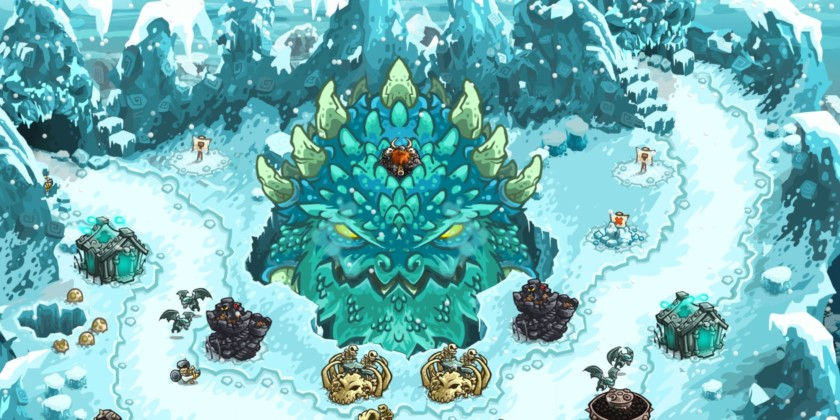 Kingdom Rush Vengeance Review Viking Dragon