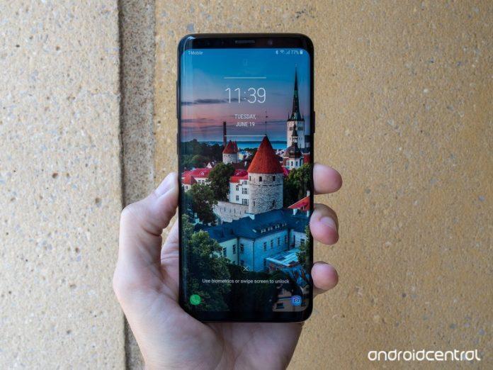 How to fix a broken Galaxy S9 screen