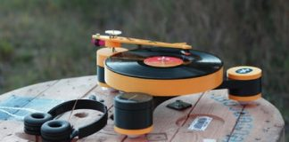 Take your vinyl on a high-tech spin with this 3D-printable record player