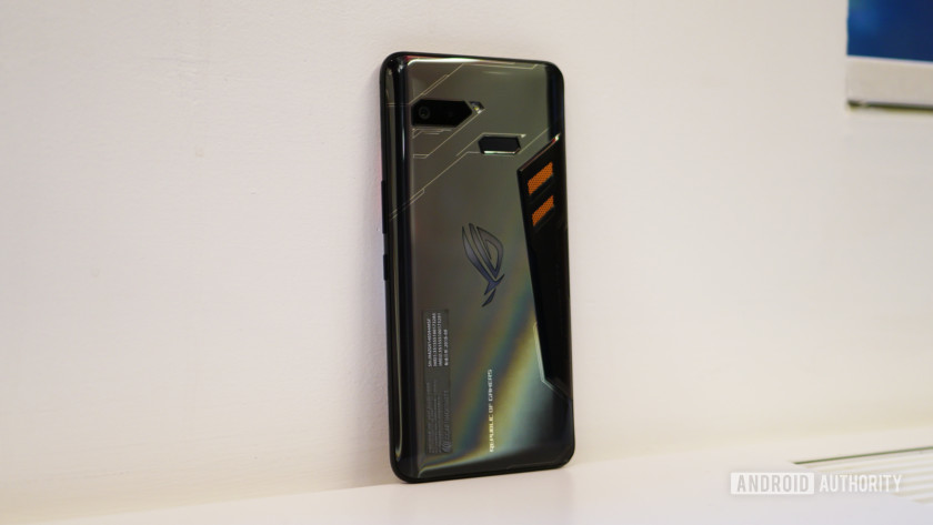 Asus ROG Phone back design