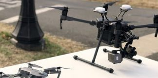NYPD has added a bunch of quadcopters to its crime-fighting kit