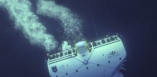 Only three people have explored the deep oceans. Meet the next two
