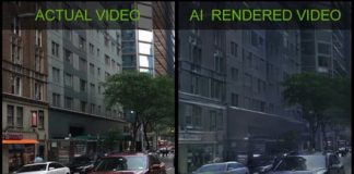 Nvidia's new A.I. creates entire virtual cities by watching dash cam videos