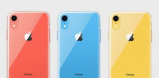 Apple's first iPhone XR case lets you show off its color