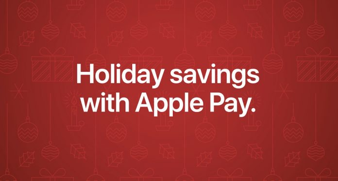 New Apple Pay Promo Launches With Special Holiday Offers From 12 Different Stores
