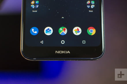 The Nokia 8.1 is a Pie-powered midrange phone that's not coming to the U.S.