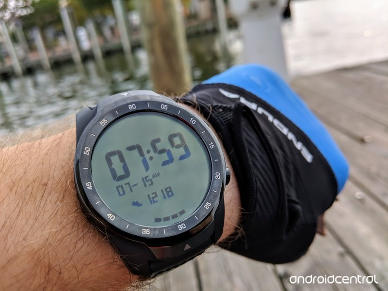 The TicWatch Pro is the best Wear OS smartwatch you can buy