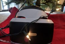 How to re-adjust your VR space after decorating for the holidays