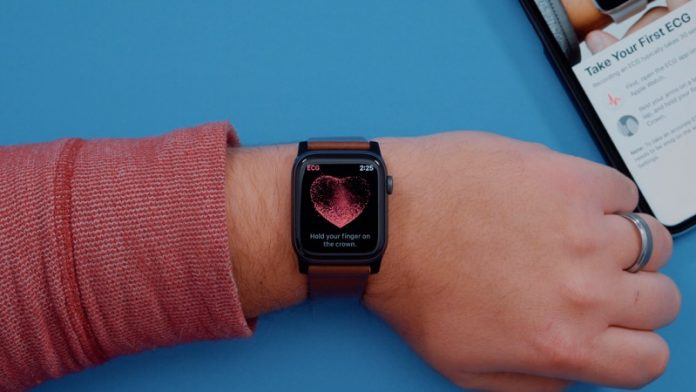 Hands-On With the ECG Feature for Apple Watch Series 4
