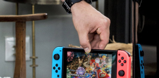 This 32GB Nintendo Switch was discounted just in time for the holidays