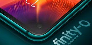 Samsung introduceert Galaxy A8s met schermgat, zonder koptelefooningang