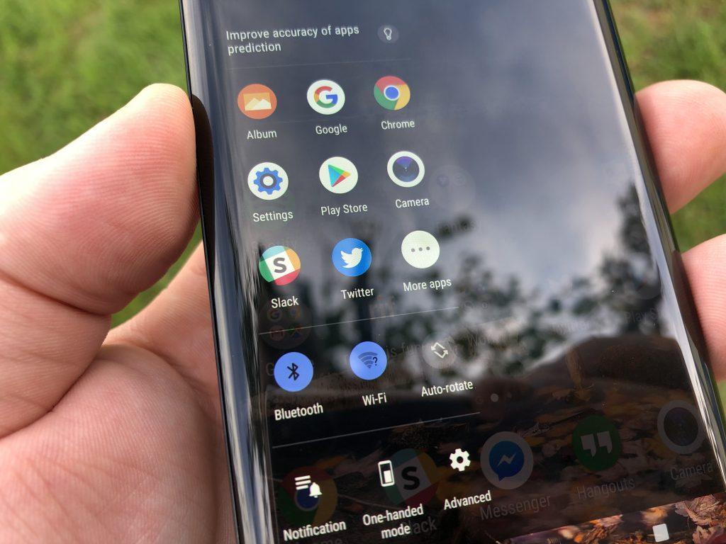Sony Xperia XZ3 6