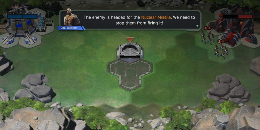 Command and conquer rivals review training