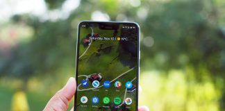 How to take a screenshot on the Google Pixel 3
