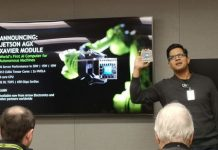 Nvidia's Jetson AGX Xavier module is designed to give robots better brains