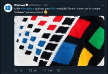 Will Windows 95 be reimagined? Microsoft's tweet hints at a throwback