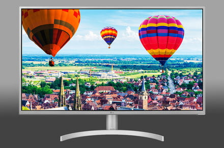 LG's new monitor gives you screen space galore without hurting your wallet