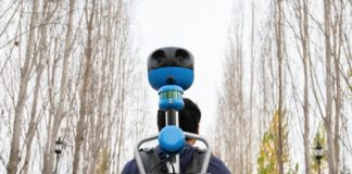 Google's new Street View backpack offers better imagery in a lighter package