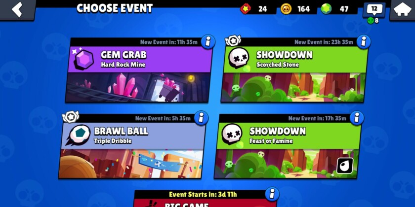 Brawl stars review event game modes rotation