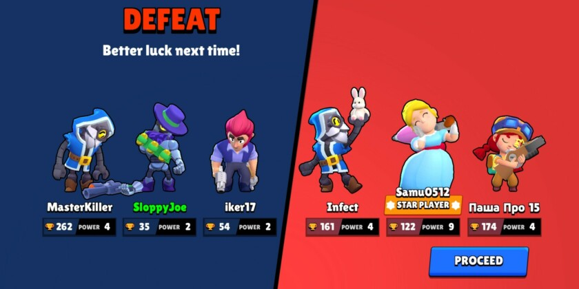 Brawl stars review matchmaking