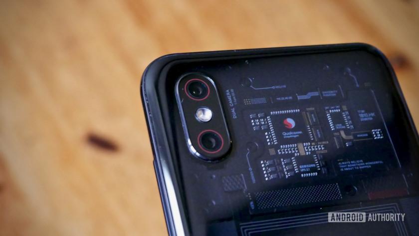 Xiaomi Mi 8 Pro camera