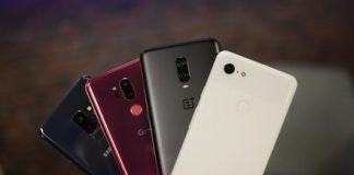 OnePlus 6T vs. Galaxy S9 vs. Pixel 3 vs. LG G7 ThinQ: Camera Shootout