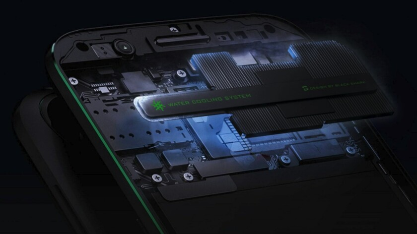 xiaomi black shark cooling system