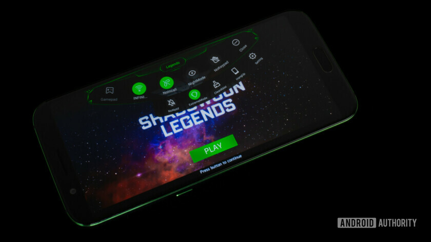 xiaomi black shark game mode