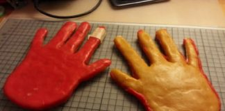 No vein, no gain: Wax hand beats the latest vein-recognition systems