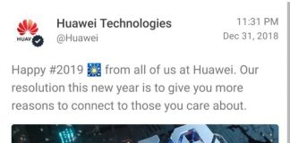 Chinese Smartphone Maker Huawei Demotes Employees Responsible for Tweeting From iPhone