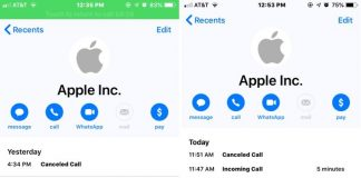 Apple Phishing Scams Growing More Advanced, With Latest Spoofing Apple Phone Numbers