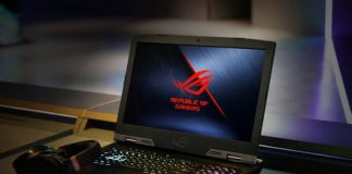 Asus gets tough on gaming with new Nvidia RTX and AMD Ryzen gaming laptops