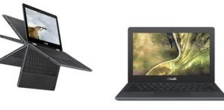 Asus announces four education-focused Chromebooks, one of which is a tablet