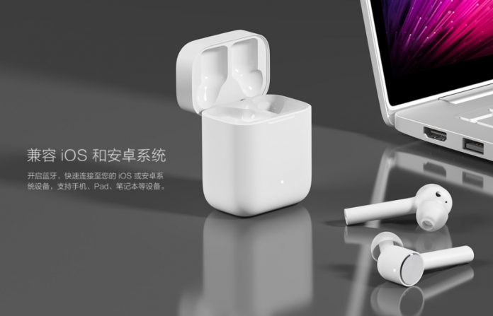 Xiaomi Unveils Its Own AirPods Clones