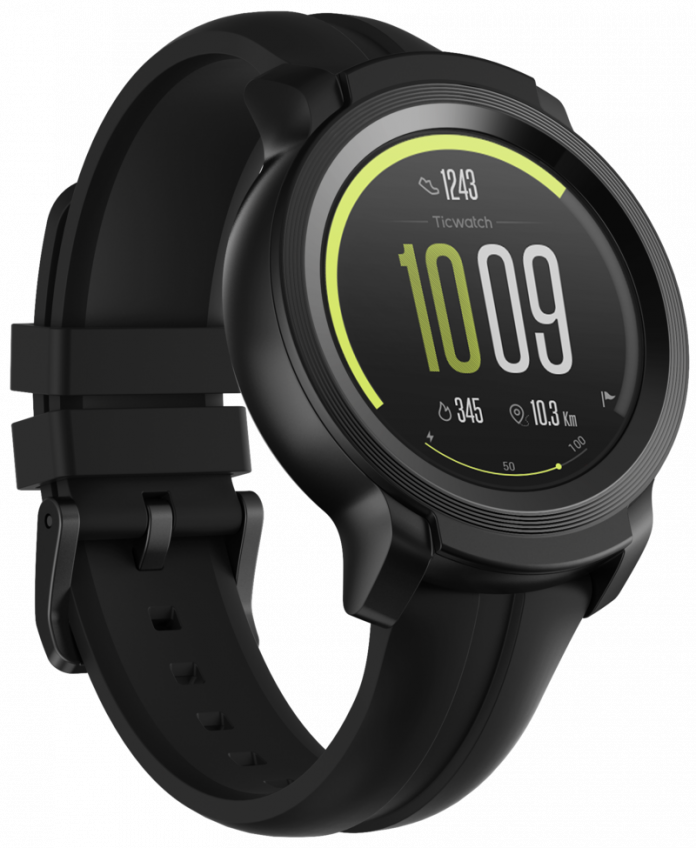Mobvoi announces TicWatch E2 and S2 with larger battery, 5ATM waterproofing