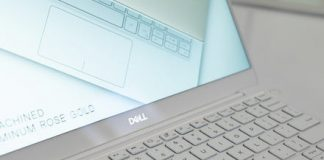 Dell's new XPS 13 moves the webcam back up top, right where it belongs