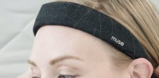 Muse's Softband will help you meditate your way into a good night's sleep