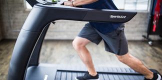 This energy-generating treadmill cuts your waistline and your power bill