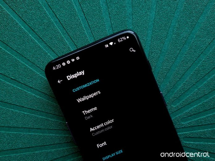 Android doesn't need a dark system theme — it needs something more powerful
