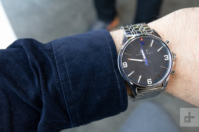 oskron smartwatch product impressions ces 2019 6