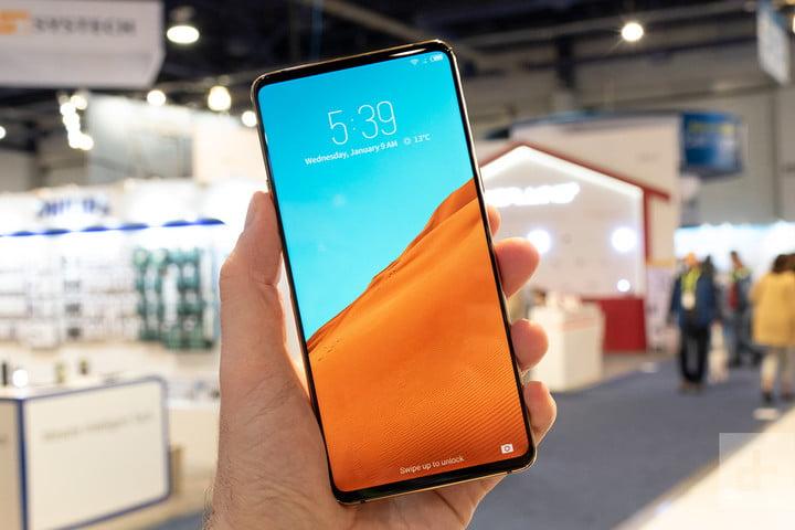nubia x product impressions ces 2019 6