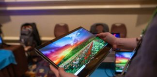 OLED laptops are having a moment at CES. Again.