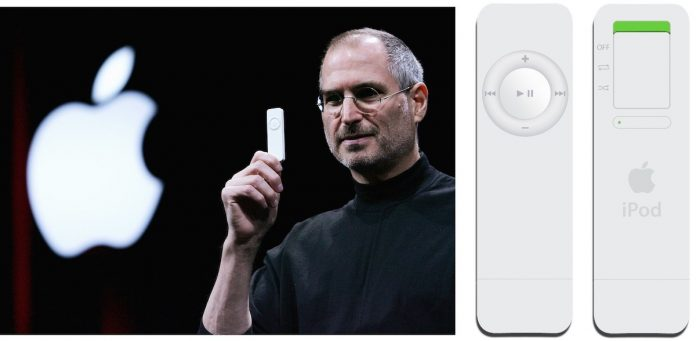 First-Generation iPod Shuffle Turns 14 Today