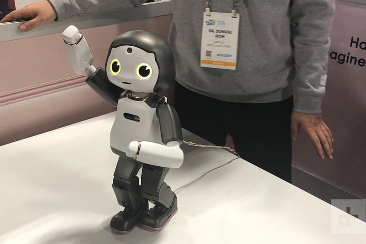 cutest companion robots ces 2019 torooc liku