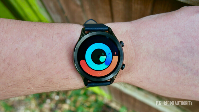 TicWatch C2 review TicHealth
